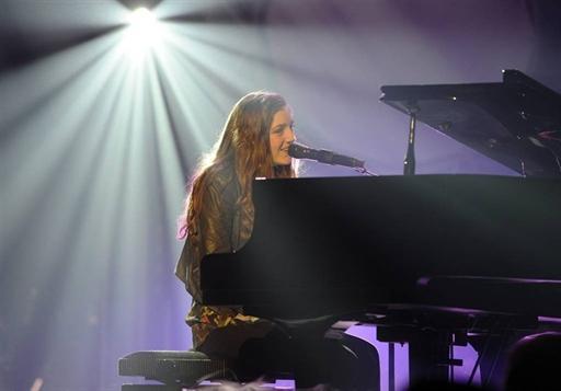 Birdy au piano