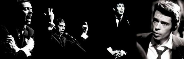 Jacques Brel - portraits
