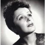 Edith Piaf - portrait