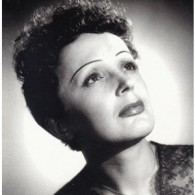 Edith Piaf - portrait
