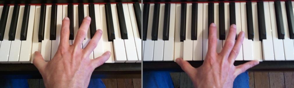 Piano rencontre du troisieme type