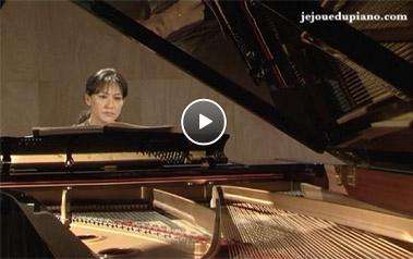 Je joue du piano - Schumann