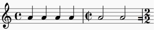 C et C barré