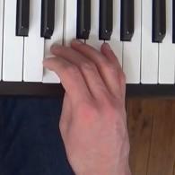 Le passage du pouce au piano