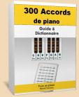 Recevez gratuitement 300 Accords de piano