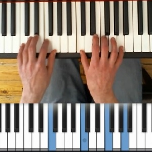 Piano Débutant Tutoriel Accords Au Piano Et Arpèges